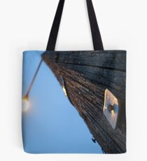 Dusk In The Suburbs Tote Bag
