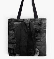 Andrew as Filmmaker # 2 - Unposed Portrait Tote Bag