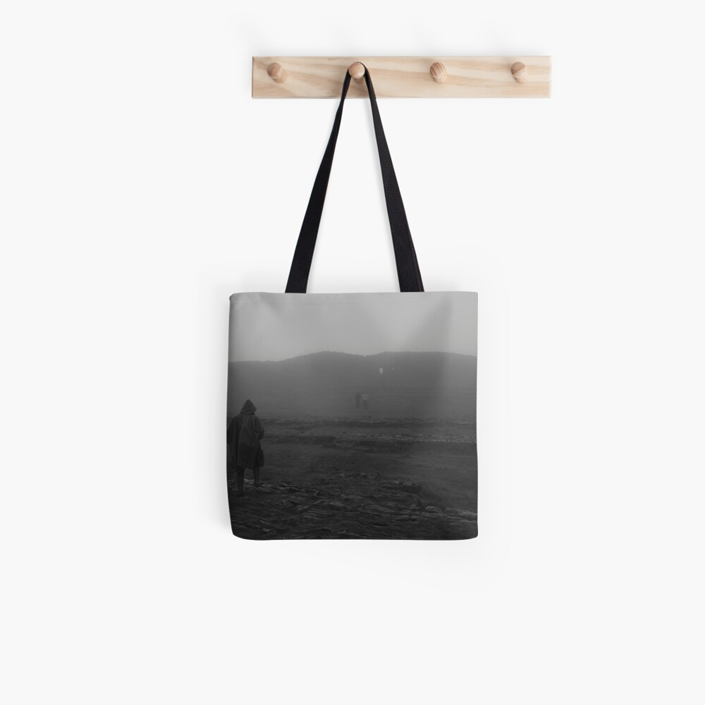 The Ancient Fort of Dun Aengus Tote Bag