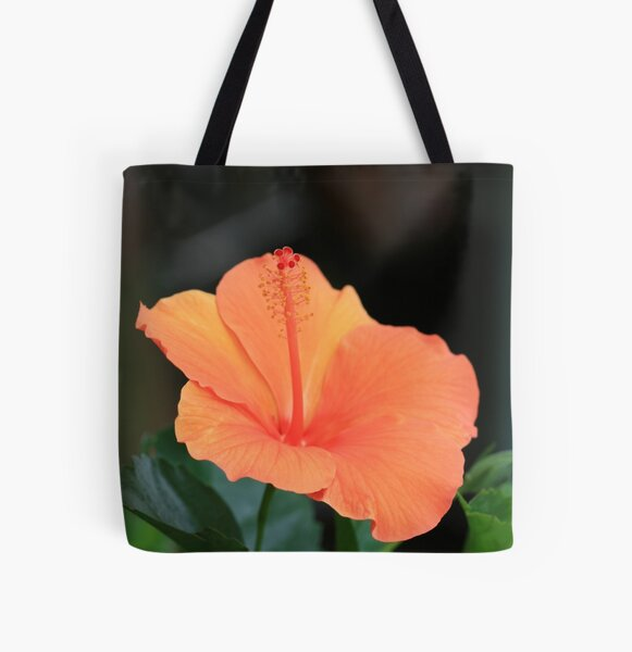 On The Cat Walk All Over Print Tote Bag