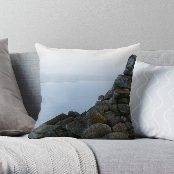 Slieve Donard Throw Pillow