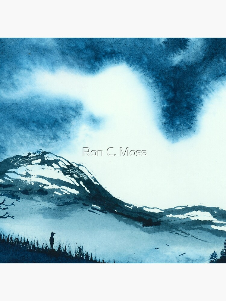 Blue Valley by ronmoss