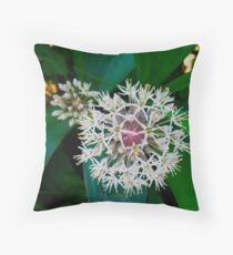 A mystery wrapped inside an Enigma Throw Pillow