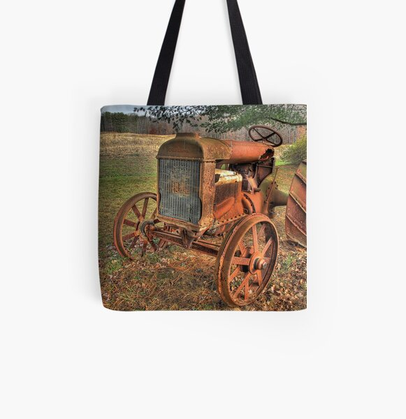 Fordson All Over Print Tote Bag