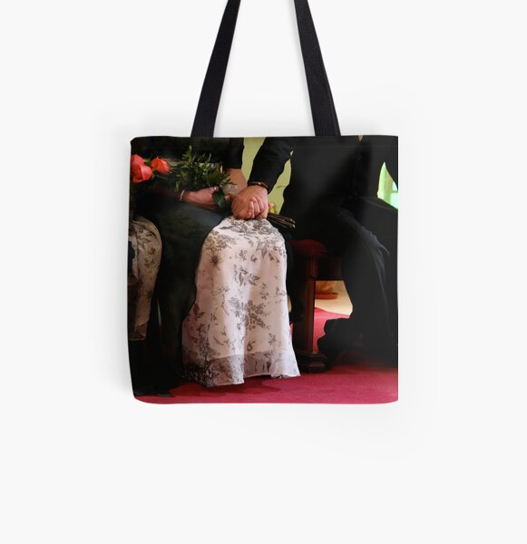 We Do, We Have. All Over Print Tote Bag
