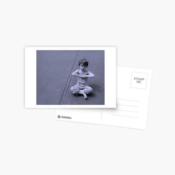 Indigo Child Postcard
