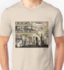 Art Deco Shopping Center T-Shirt