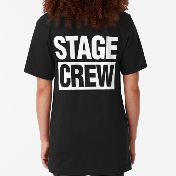 Stage Crew Slim Fit T-Shirt