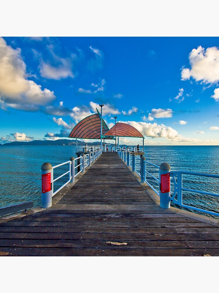 The Strand Jetty Townsville.  by Mowog