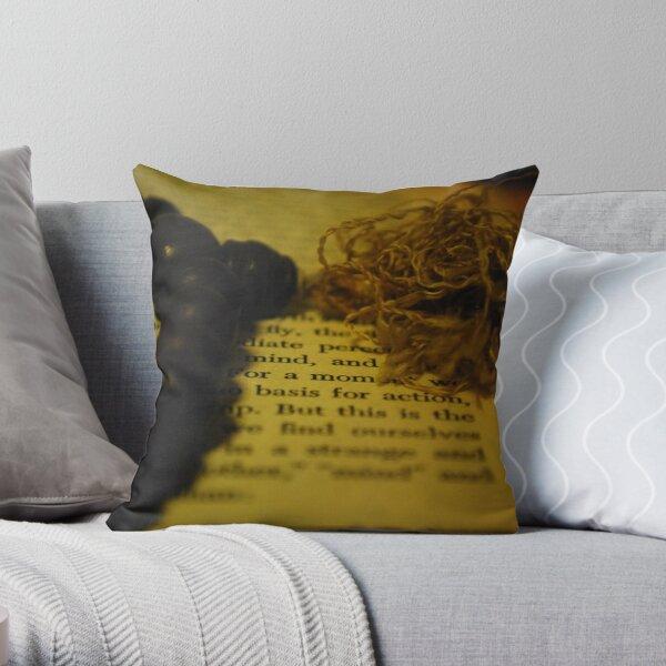Mala Throw Pillow