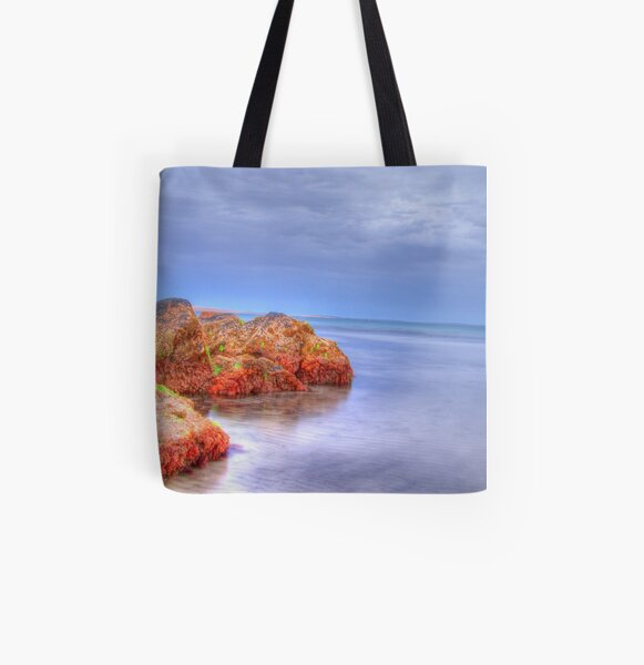 Martian Water`s All Over Print Tote Bag