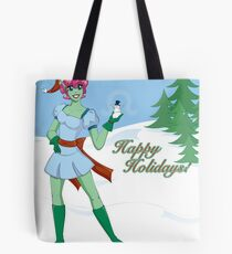 On the Nice List Tote Bag