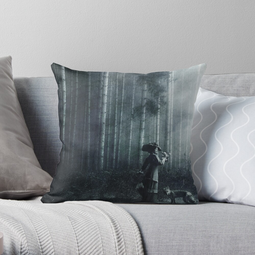 Fable Throw Pillow