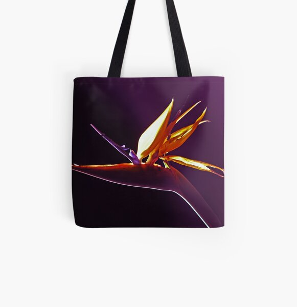 The Bird All Over Print Tote Bag