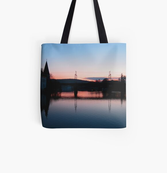 Last Day of November All Over Print Tote Bag