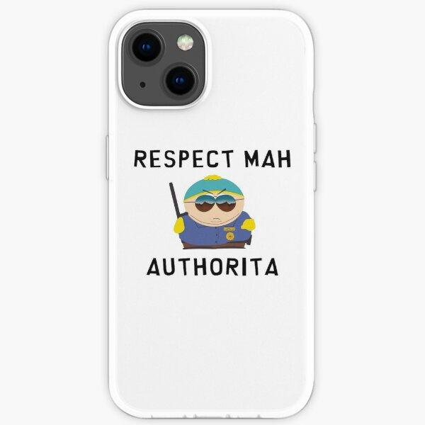 Eric Cartman - Respect mah authorita Coque souple iPhone