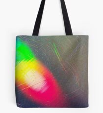 Mystery X - Scratched CD Tote Bag