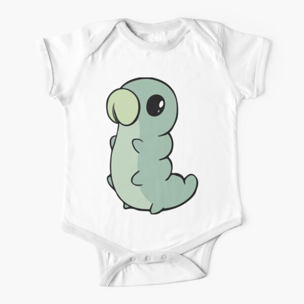 Hollow Knight (grub) VECTOR Short Sleeve Baby One-Piece