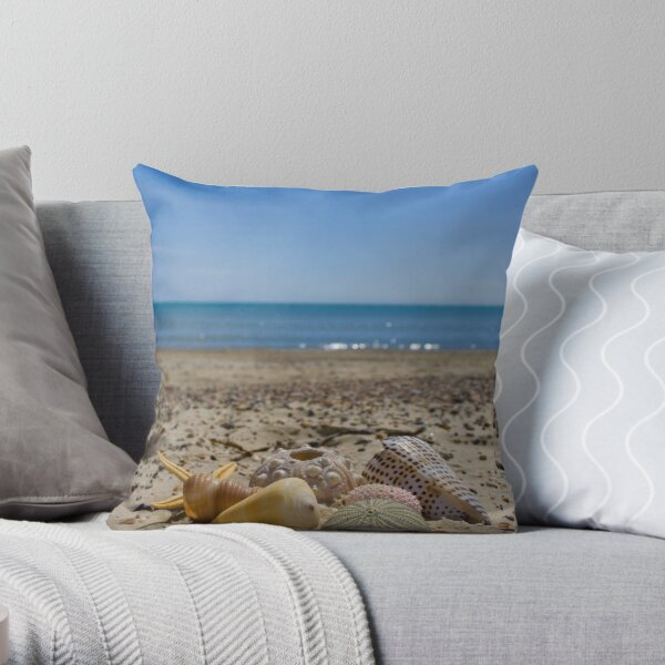 Wish you were here? Throw Pillow