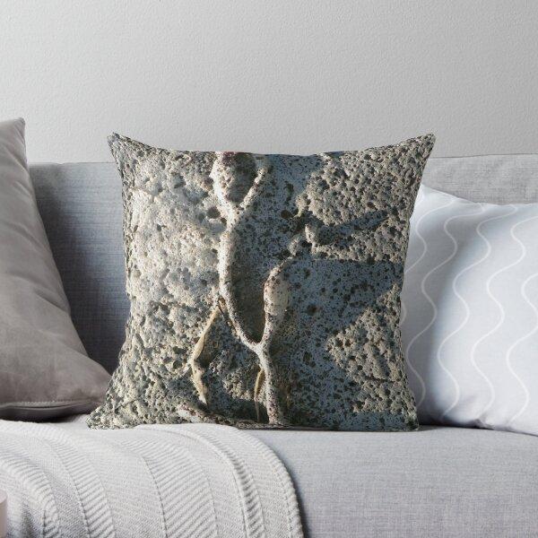 Foam Dancer Throw Pillow