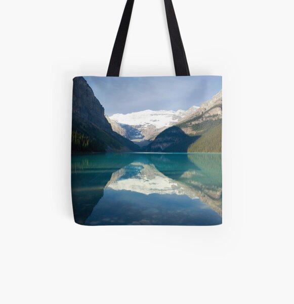 Lake Louise Series 3 All Over Print Tote Bag