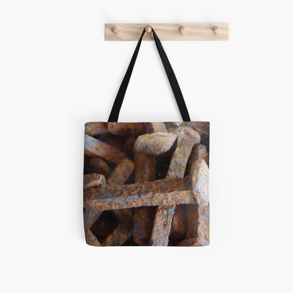 Yarloop X Tote Bag