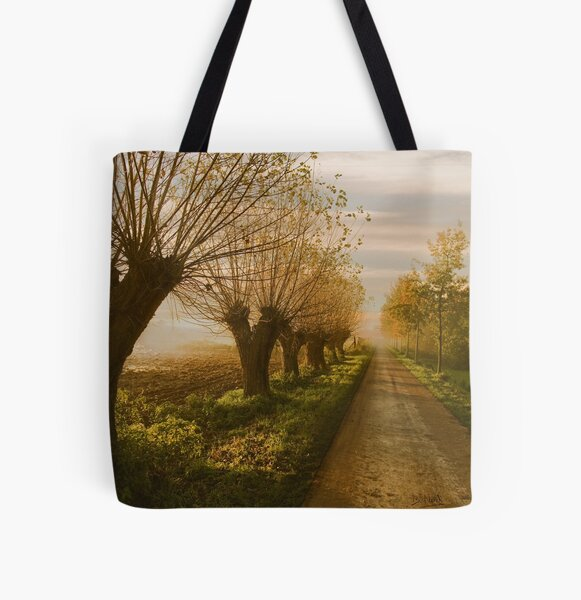 pathway All Over Print Tote Bag