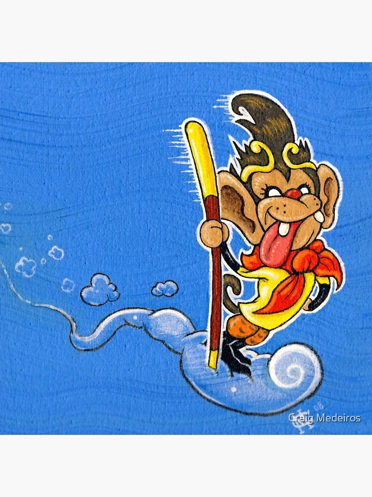 The Monkey King by mistertengu74