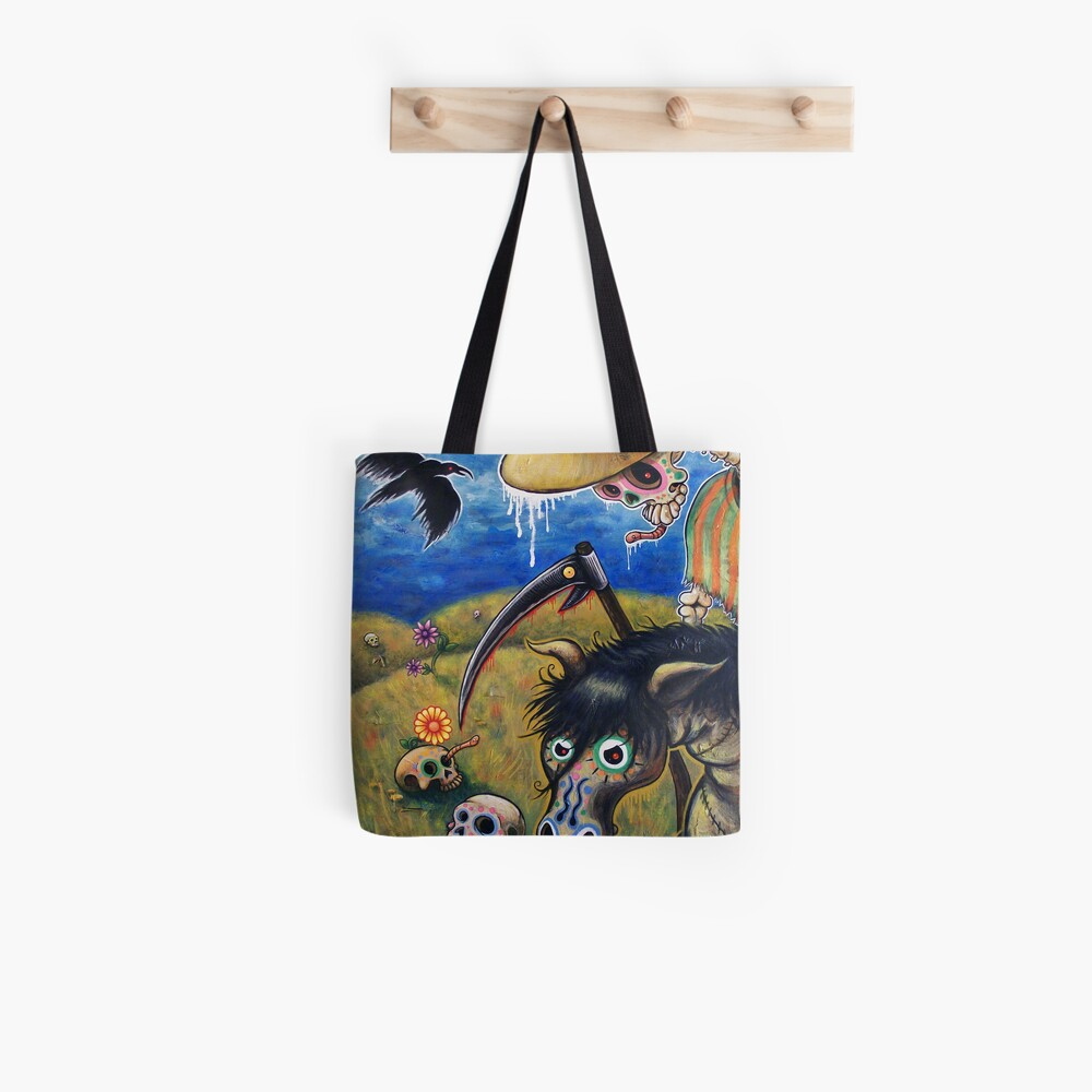 The Nameless One Tote Bag