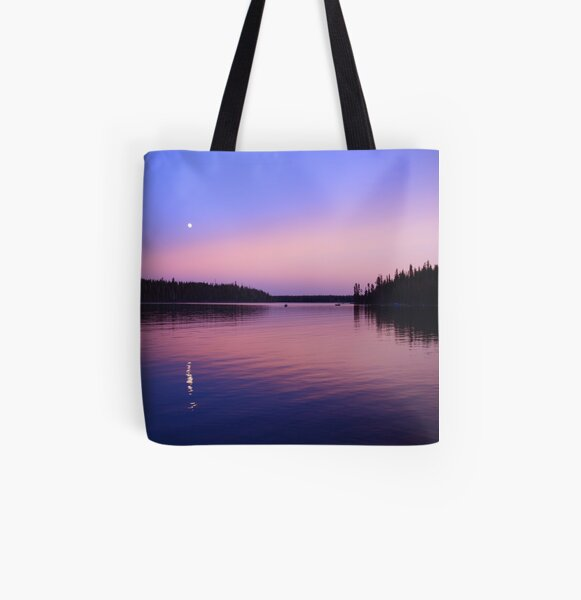 Dreaming of Summer All Over Print Tote Bag