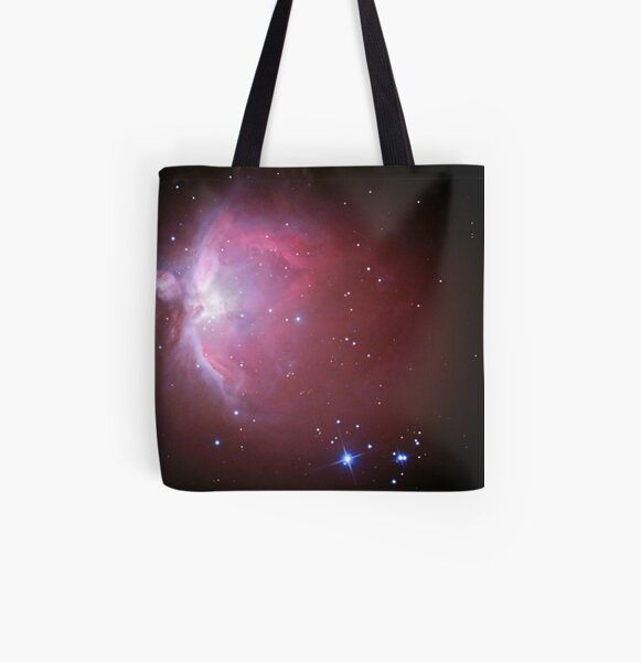 M42 nebula in orion All Over Print Tote Bag