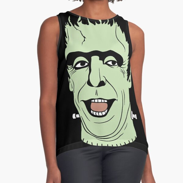 Happy Munsters Sleeveless Top