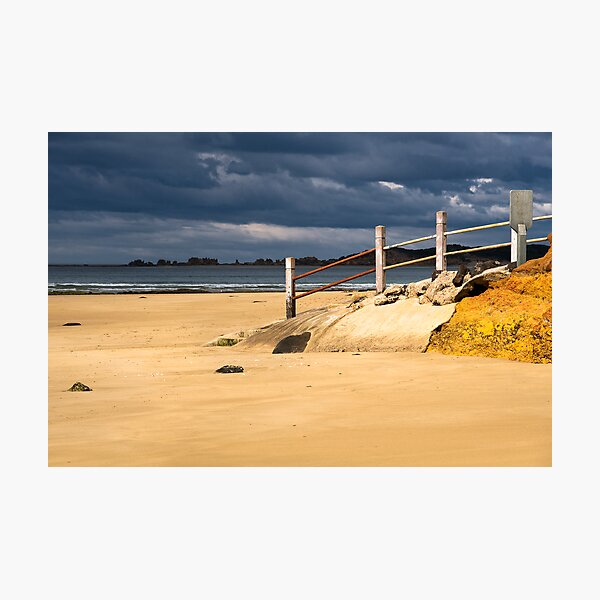 Boat Ramp,Anglesea,Great Ocean Road,Australia. Photographic Print