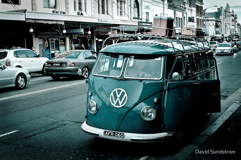 VW Kombi Camper by David Sundstrom