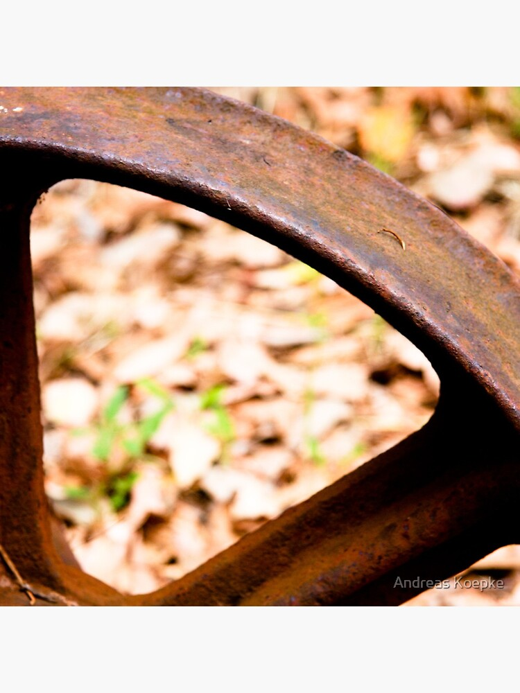 Old wheel by mistered