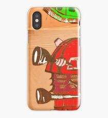 Warhol Dalek's iPhone Case/Skin