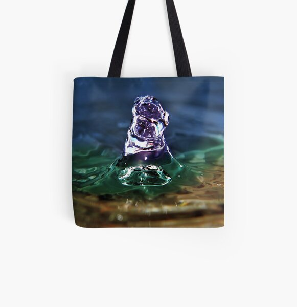 Kitchen Sink Drama Series 1 All Over Print Tote Bag