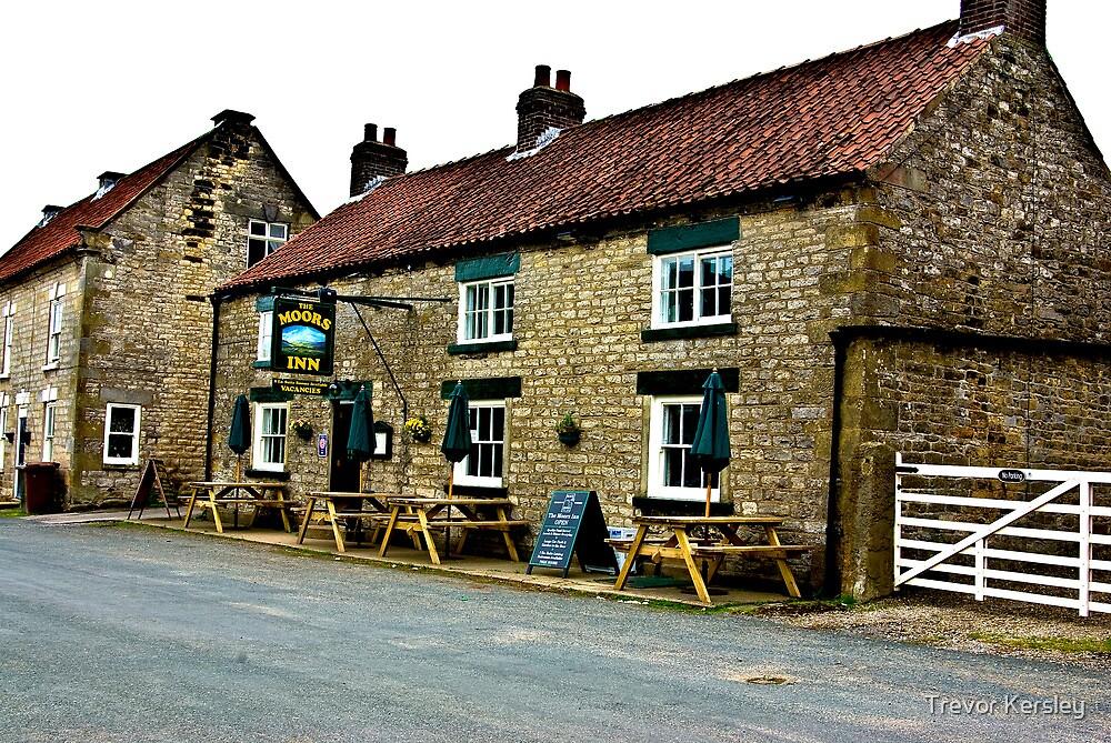 The Moors Inn  -  Appleton-le-Moors  by Trevor Kersley