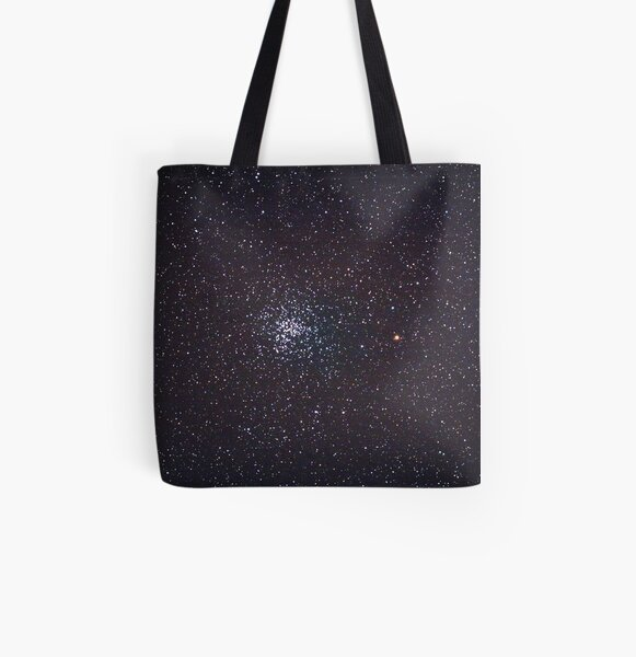 M37 salt and pepper cluster All Over Print Tote Bag