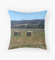 Hey Hay Hay Hay! Throw Pillow