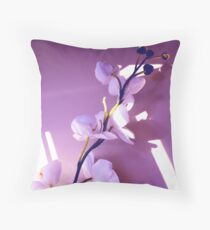 black currant :) Throw Pillow