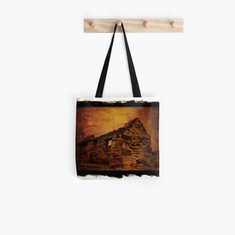 stone house Tote Bag