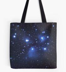 M45 seven sisters Tote Bag