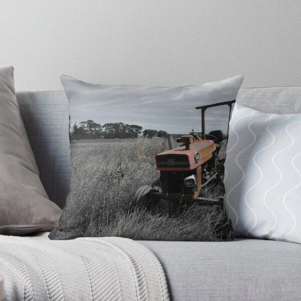 In Retirement Throw Pillow