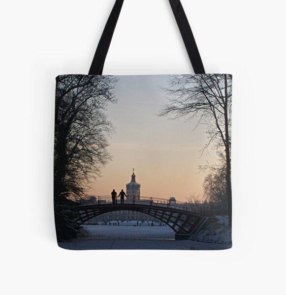 Frozen 6 Allover-Print Tote Bag