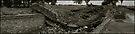 Auschwitz Birkenau - Gas Chamber and Crematoria III by Peter Harpley