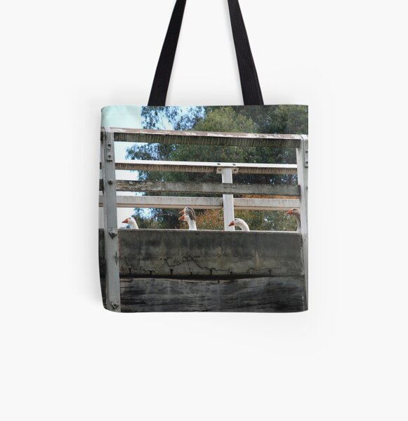 Hi ho All Over Print Tote Bag