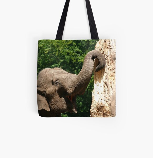 Trunk(s) All Over Print Tote Bag