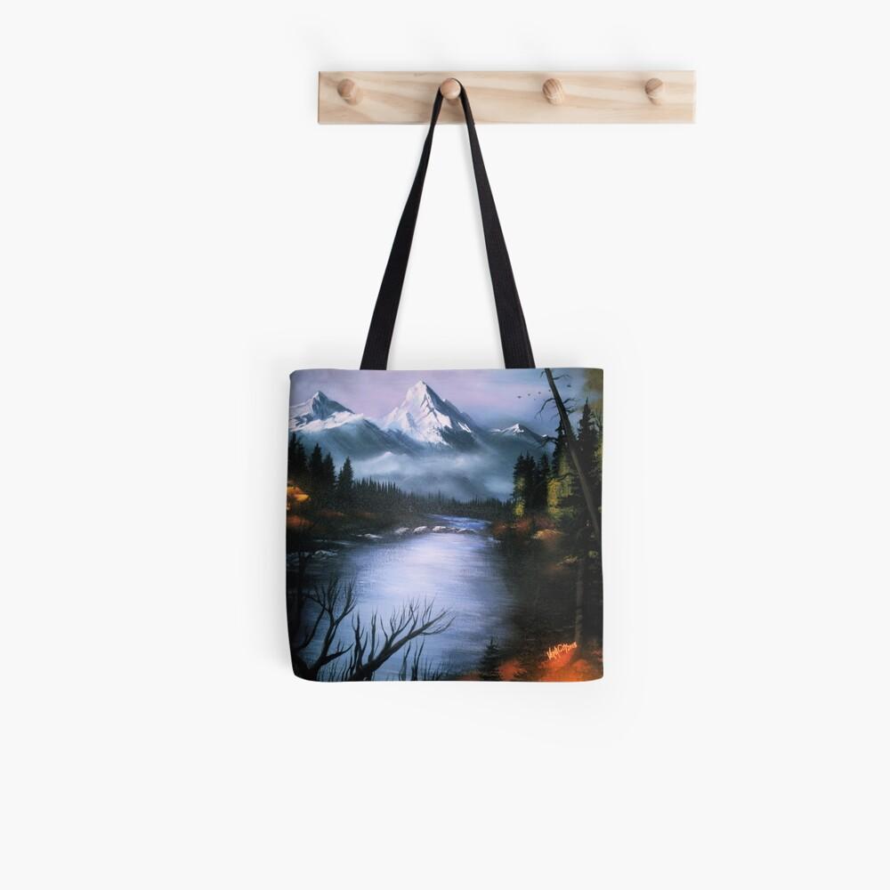 Alaskan Autumn Tote Bag