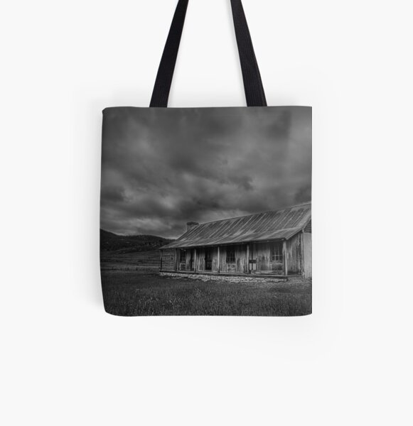 Orroral Valley Homestead All Over Print Tote Bag